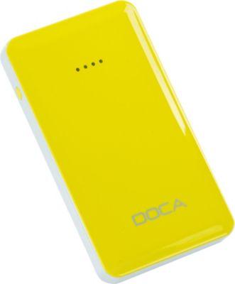 DOCA Powerbank D569 Jump Starter in gelb