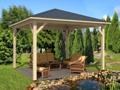 gartenpavillon metall preisvergleich • die besten angebote online, Garten und erstellen