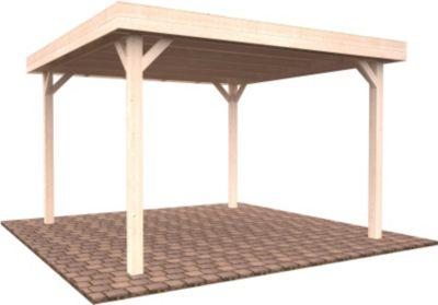 Lucy 12,2 m² Gartenpavillon