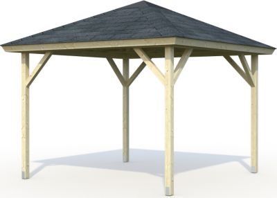 Betty 7,8 m² Gartenpavillon