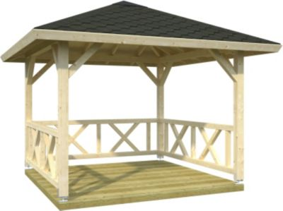 Betty 9,0 m² Gartenpavillon