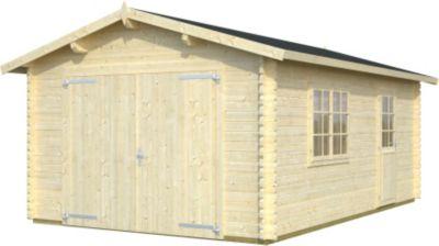 Palmako  Garage Roger 19,0 m² mit Holztor