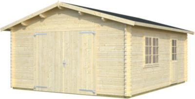 Palmako  Garage Roger 23,9 m² mit Holztor