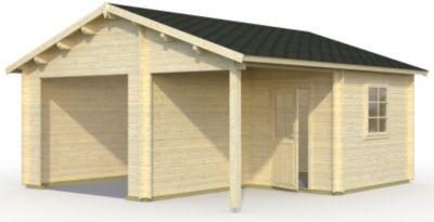 Palmako  Garage Roger 21,9 m² ohne Tor
