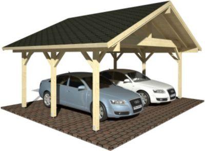 Palmako Robert 20,6 m² Carport | Baumarkt > Garagen und Carports | Palmako