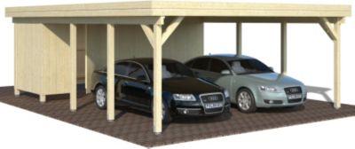 Palmako  Carport Karl 40,6 m²