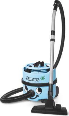 Numatic JDS181-A1 James Bodenstaubsauger, summer blue
