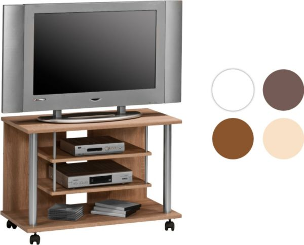 maja tv rack 1898 vers farben lowboard tv m bel fernsehtisch hifi sideboard ebay. Black Bedroom Furniture Sets. Home Design Ideas