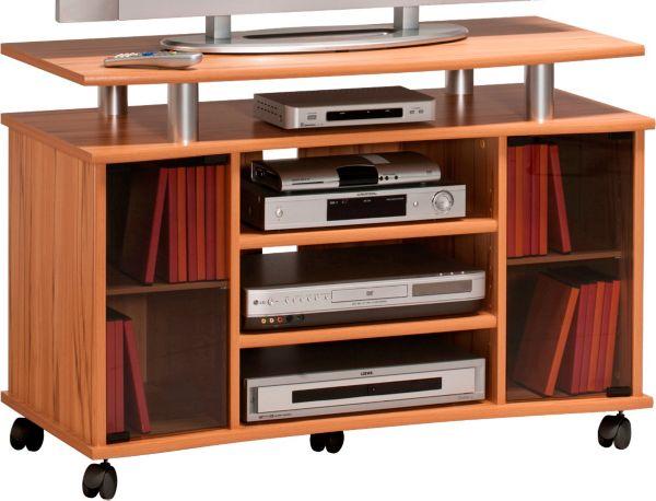 maja tv rack 7362 vers farben lowboard tv m bel fernsehtisch hifi sideboard ebay. Black Bedroom Furniture Sets. Home Design Ideas