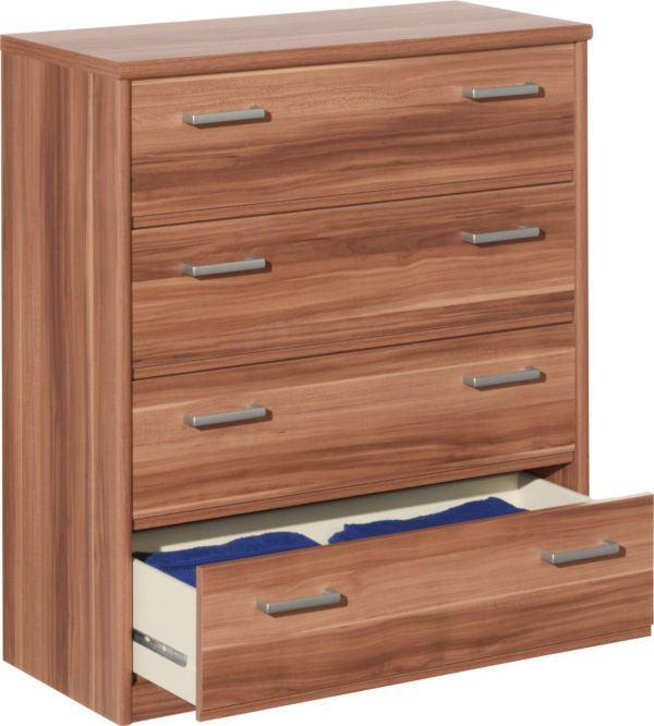 cs schmal kommode soft plus 34 versch farben sideboard anrichte schrank ebay. Black Bedroom Furniture Sets. Home Design Ideas