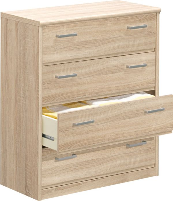 Cs schmal kommode soft plus 34 versch farben sideboard for Kommode cs schmal