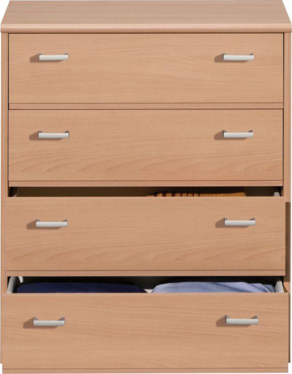 cs schmal kommode soft plus 34 versch farben sideboard anrichte schrank ebay. Black Bedroom Furniture Sets. Home Design Ideas