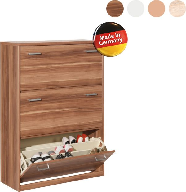 cs schmal schuhschrank soft plus 94 versch farben schuhregal schuhkipper ebay. Black Bedroom Furniture Sets. Home Design Ideas