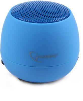 Gembird  SPK-103-B portabler Lautsprecher in blau