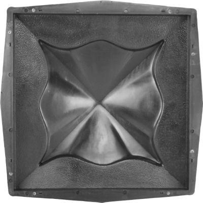 Sonstiges Betonform Pfeilerabdeckung Dekorativ 45 x 45 cm