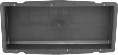 Sonstiges Betonform Rasenrandstein Eckig, 50 x 21 x 7 cm