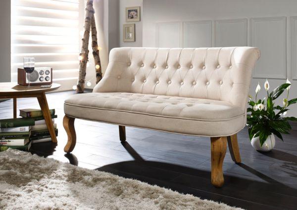k chenbank k chensofa vers farben bank b nke retro leinen chesterfield ebay. Black Bedroom Furniture Sets. Home Design Ideas