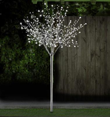 HS H&S Beleuchteter Blütenbaum 250 cm 600 LEDS