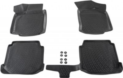 3D Fußmatten Suzuki Grand Vitara 2 (JT+NGV) (05-09)