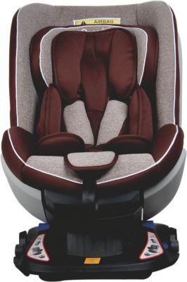 Qeridoo CradleMe Kinderautositz, braun 1604297000