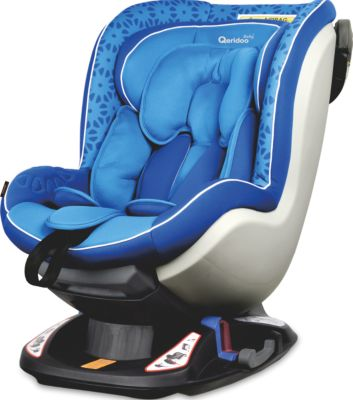Qeridoo CradleMe Kinderautositz, blau 1604297002