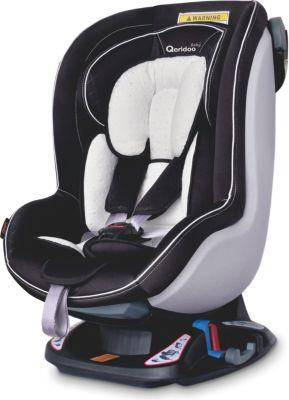 Qeridoo CradleMe Kinderautositz, schwarz 1604297003