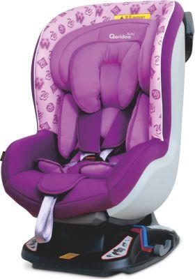 Qeridoo CradleMe Kinderautositz, violet 1604297004