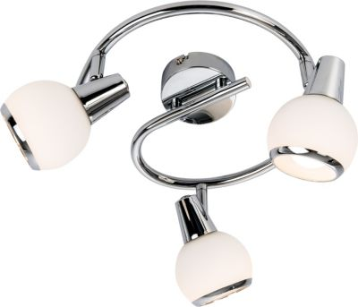 Nino Leuchten LED-Spirale Loris, 3-flammig