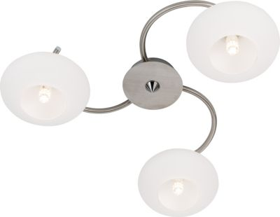 Nino LED-Deckenleuchte Malou, 3-flammig