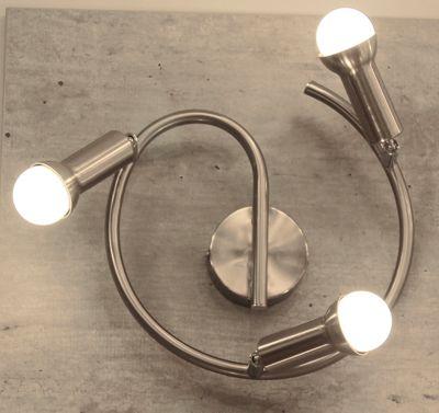Nino Leuchten LED-Spirale Mia Ø 25cm