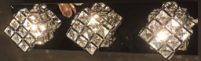 Nino Leuchten Deckenleuchte Twister, 3-flammig