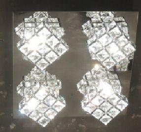 Nino Leuchten Deckenleuchte Twister, 4-flammig