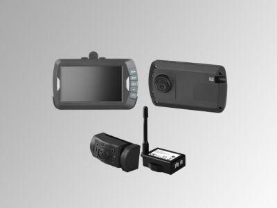 Rückfahrkamera System mit Überwachungskamera