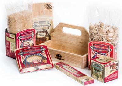 BBQ-Wood Geschenkset