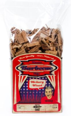 Axtschlag  Wood Smoking Chips Hickory 1 kg