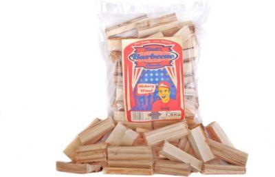 Axtschlag  Wood Chunks Hickory 1,5 kg