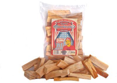 Axtschlag  Wood Chunks Cherry - Kirsche 1,5 kg
