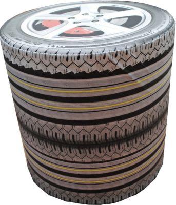 Sitzhocker rund Reifen