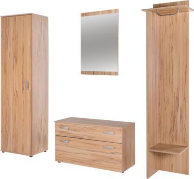 Möbelvertriebs Garderobenset Höffken