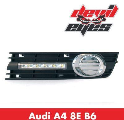 LED Tagfahrlicht, Audi A4 8E Typ B6