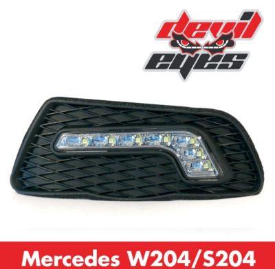 LED Tagfahrlicht, Mercedes C-Klasse W204
