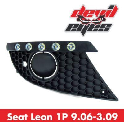 LED Tagfahrlicht, Seat Leon 1P