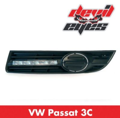 LED Tagfahrlicht, VW Passat 3C B6