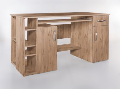 Möbelvertriebs Schreibtisch Lasterfeld, Kernbuche