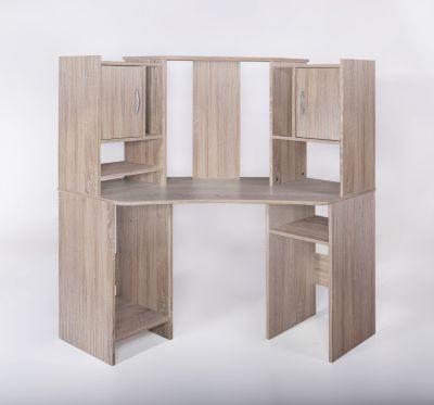 Möbelvertriebs Eckschreibtisch Dornhagen, Sonoma Eiche