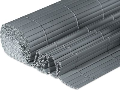 Kunststoffmatte 300 x 90 cm anthrazit