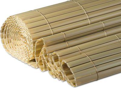 Kunststoffmatte 300 x 90 cm bambus