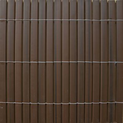 Kunststoffmatte 300 x 90 cm walnuss
