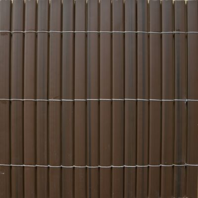 Kunststoffmatte 300 x 120 cm walnuss