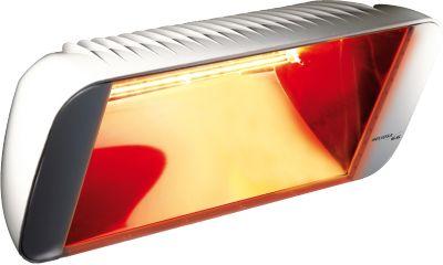 Heliosa 66 66BX5 Infrarotstrahler 1.500 W, carraraweiß